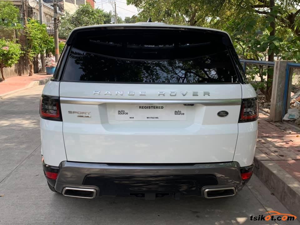 Land Rover Range Rover Sport 2018 - 4