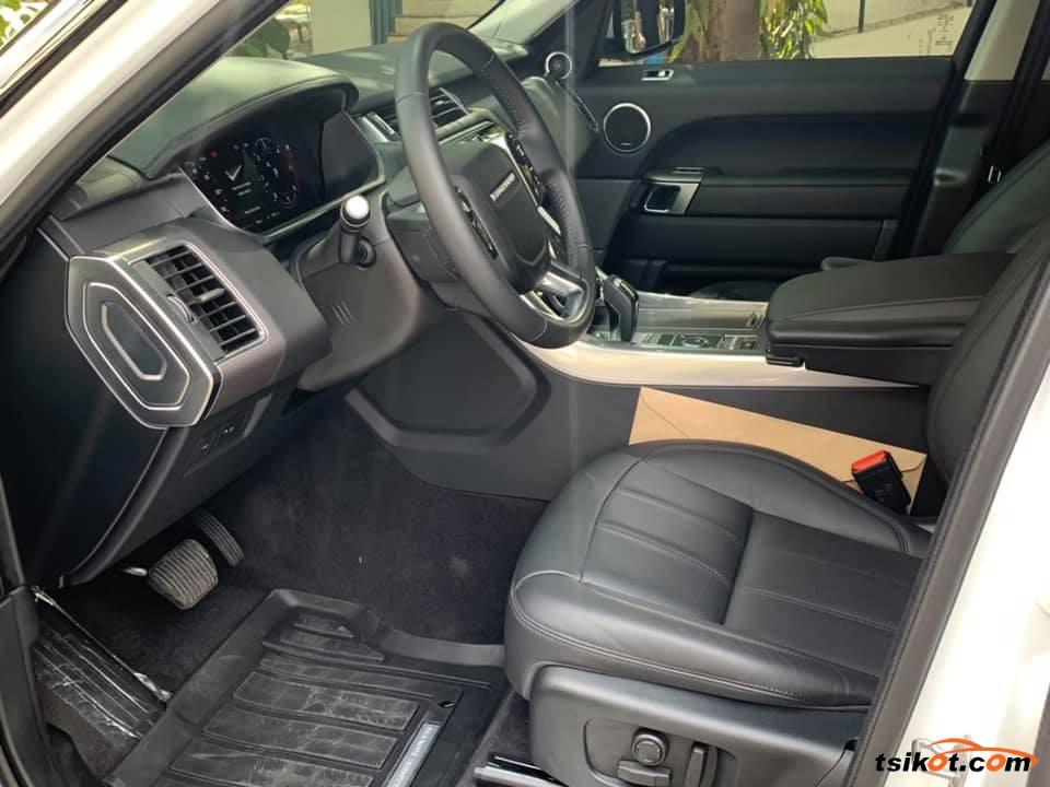 Land Rover Range Rover Sport 2018 - 8