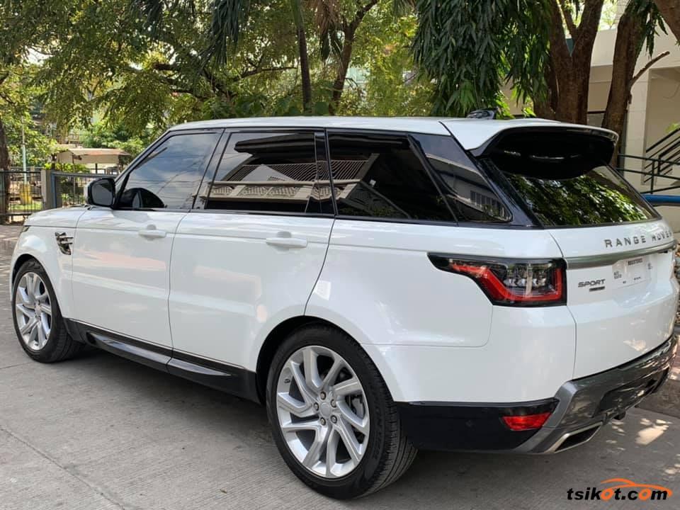 Land Rover Range Rover Sport 2018 - 9