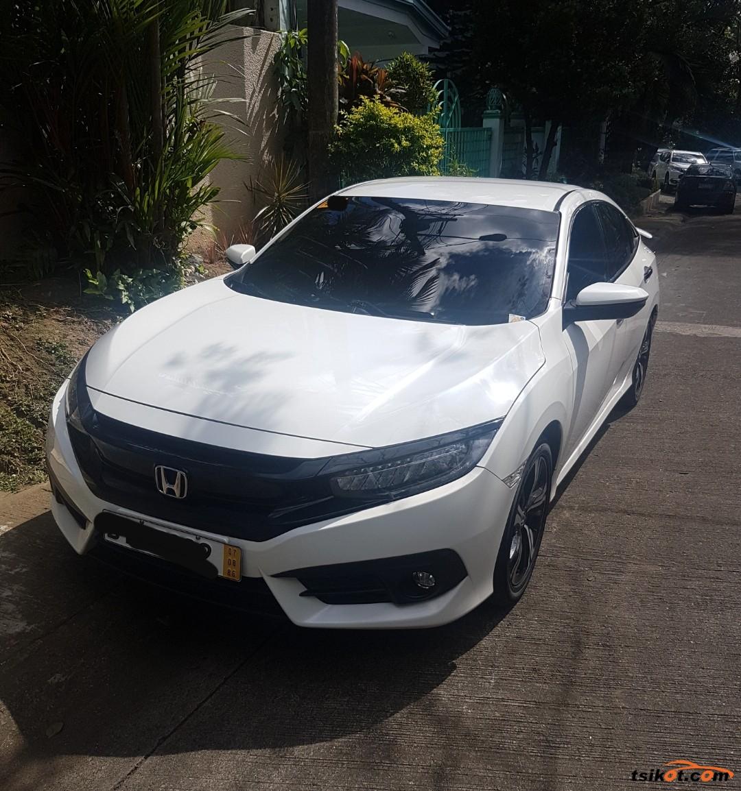 Honda Civic 2016 - 7
