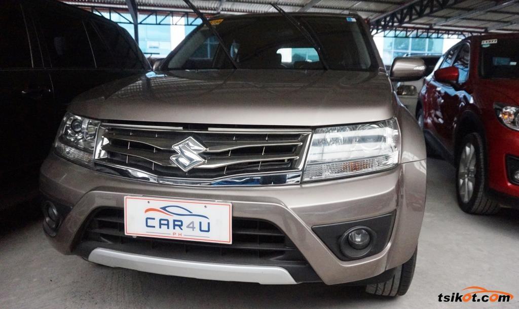 Suzuki Vitara 2015 - 1