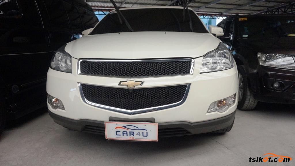 Chevrolet Traverse 2012 - 1