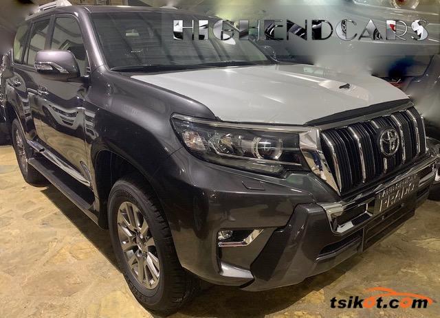 Toyota Land Cruiser Prado 2018 - 5