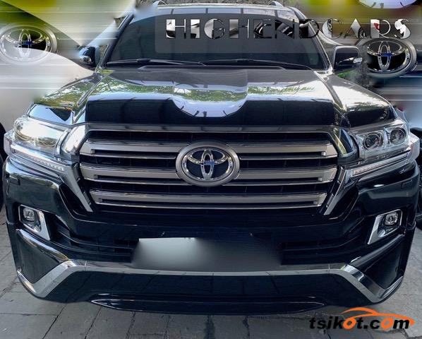 Toyota Land Cruiser 2017 - 5