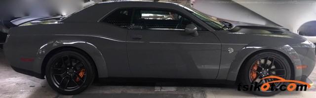 Dodge Challenger 2018 - 2