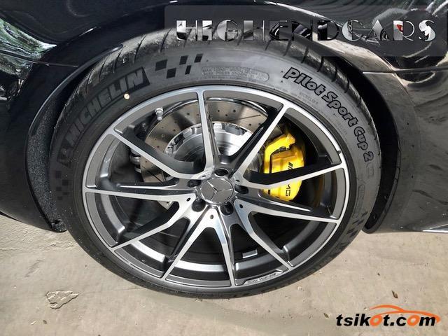 Mercedes-Benz Amg 2018 - 2