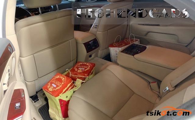 Lexus Ls 460 2014 - 1