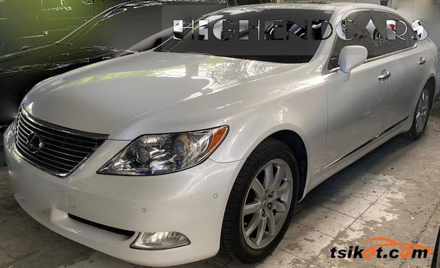 Lexus Ls 460 2014 - 3