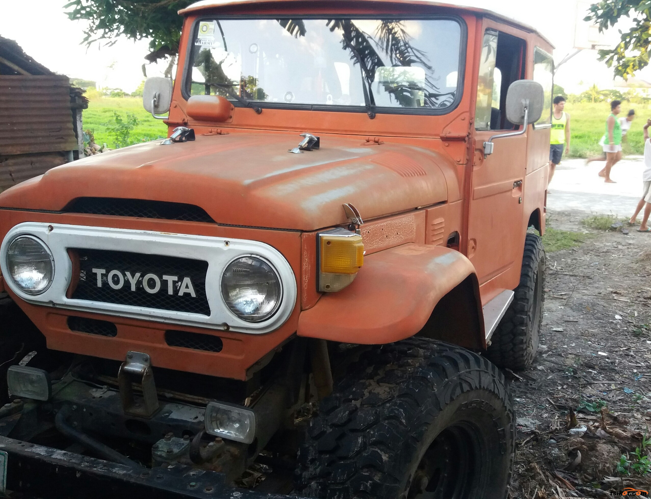 Toyota Land Cruiser 1975 - 3