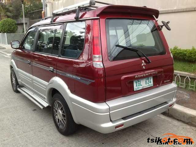 Mitsubishi Adventure 2002 - 2