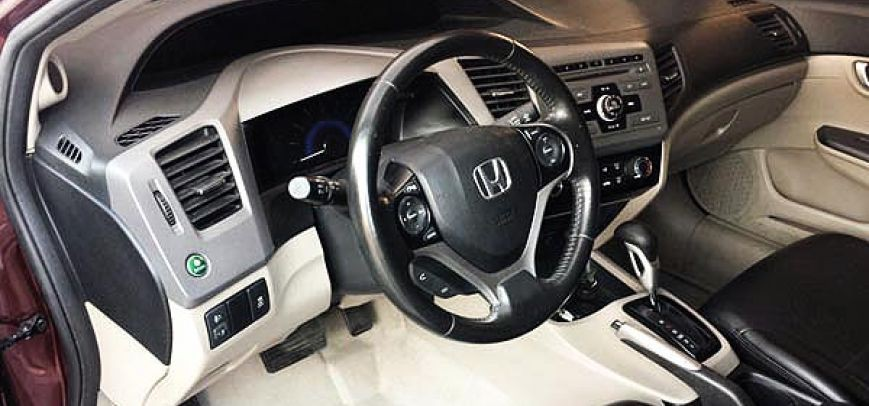 Honda Civic 2012 - 3