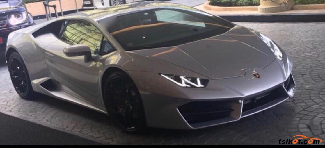 Lamborghini Huracan 2018 - 1