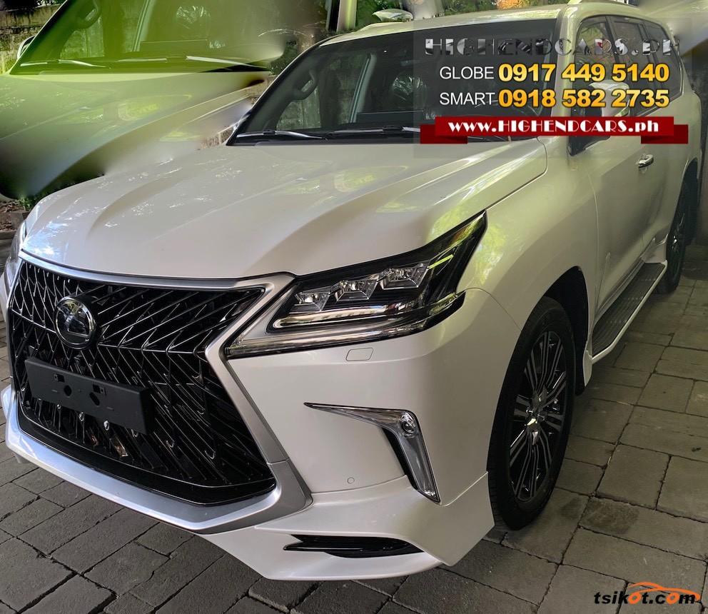 Lexus Lx 2018 - 3