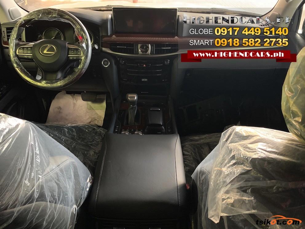Lexus Lx 2018 - 5