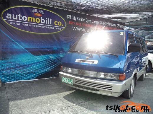Nissan Vanette 1998 - 1