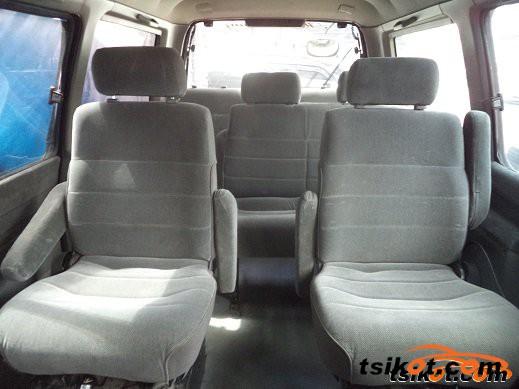 Nissan Vanette 1998 - 3