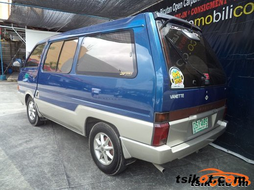 Nissan Vanette 1998 - 4