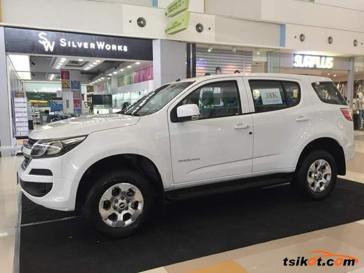Chevrolet Trailblazer 2018 - 1