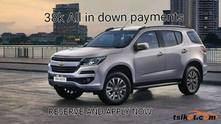 Chevrolet Trailblazer 2018 - 2