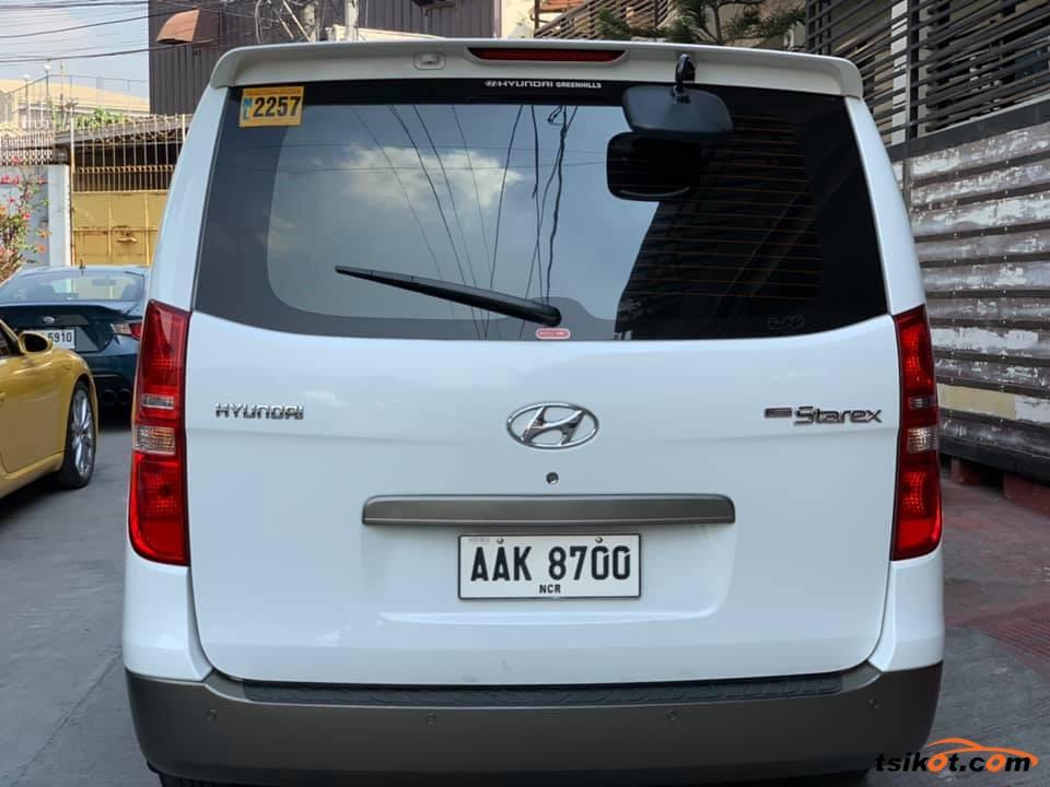 Hyundai Starex 2015 - 5