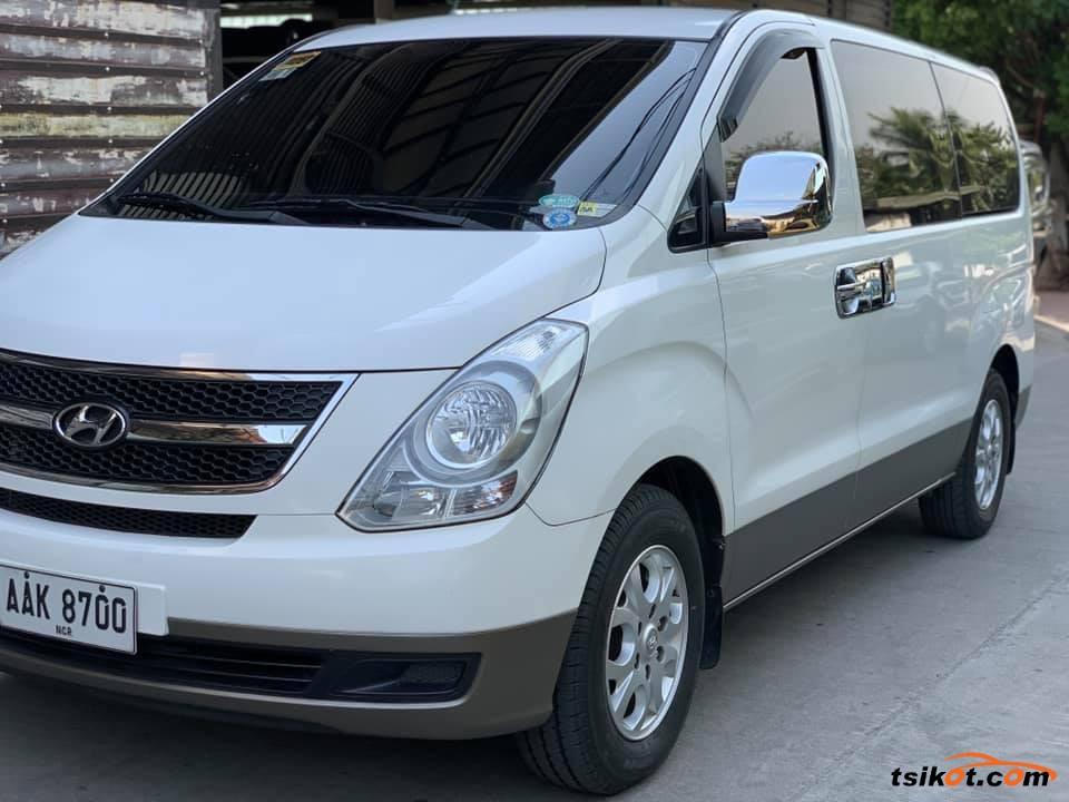 Hyundai Starex 2015 - 6