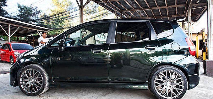 Honda Fit 2004 - 3