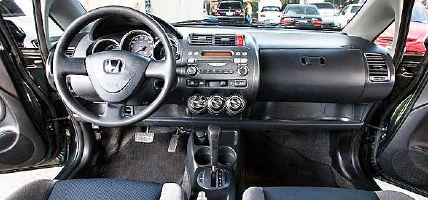 Honda Fit 2004 - 5