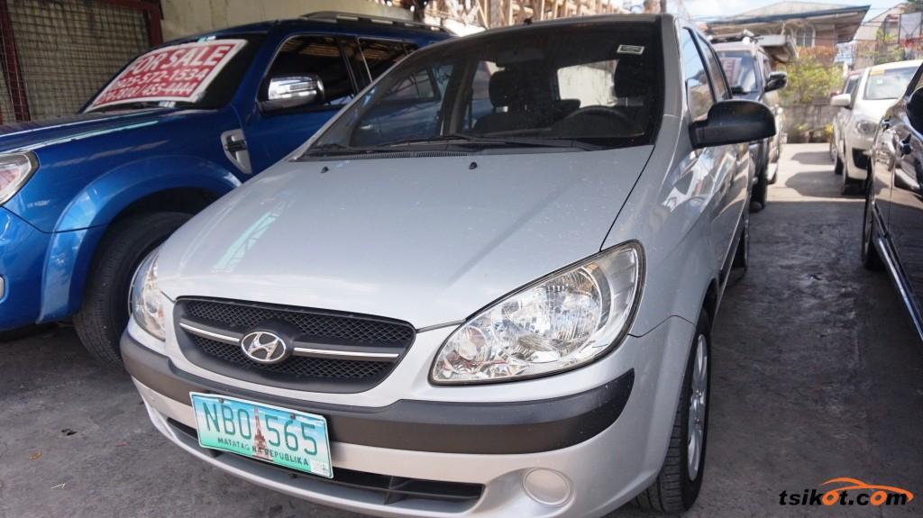 Hyundai Getz 2009 - 2