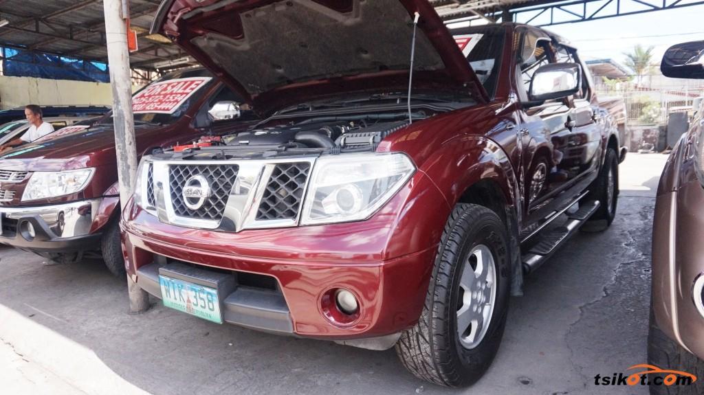 Nissan Navara 2013 - 2