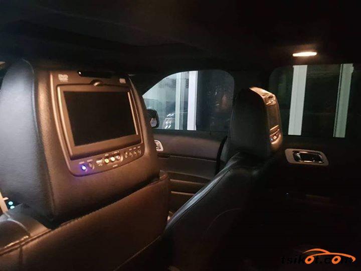Ford Explorer 2013 - 2