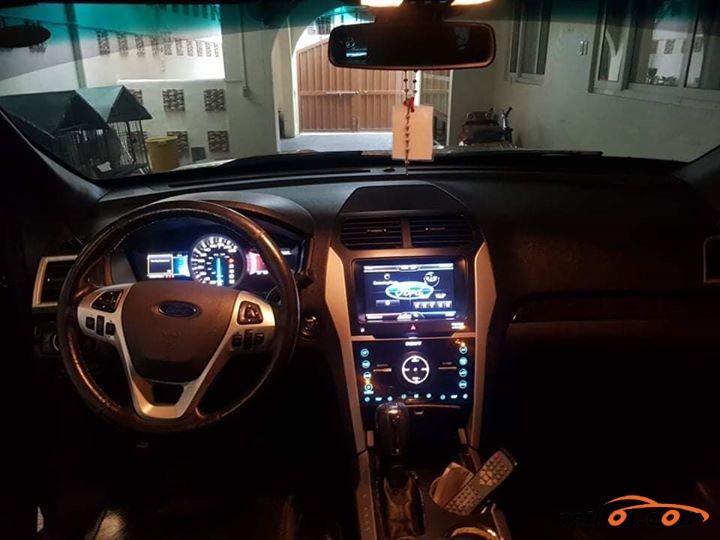 Ford Explorer 2013 - 9
