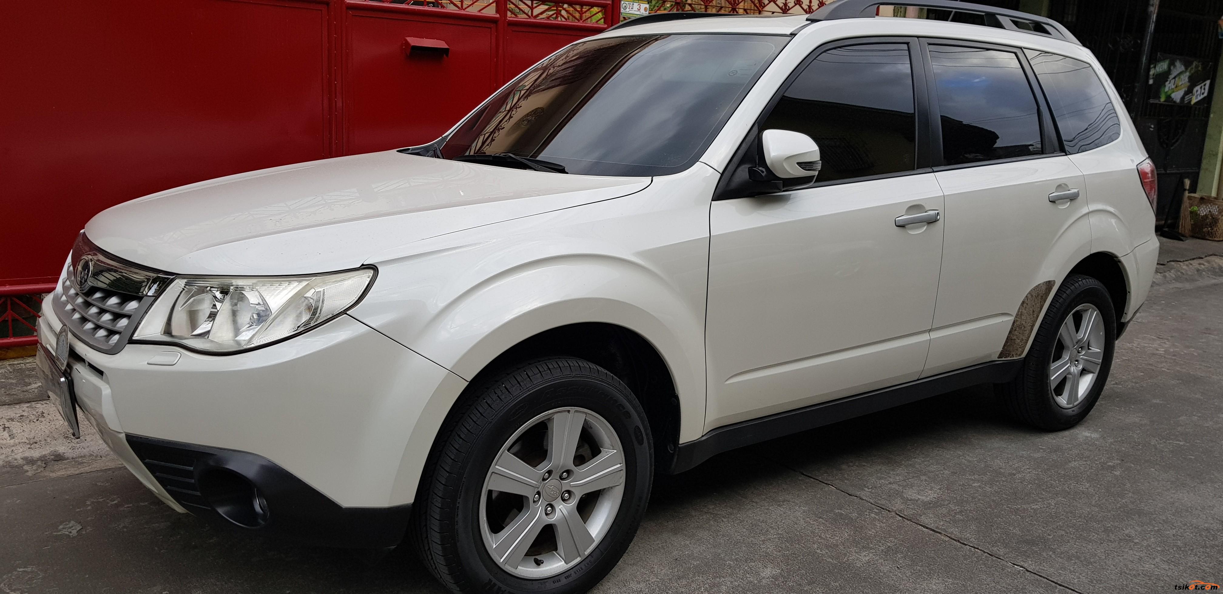 Subaru Forester 2011 - 4