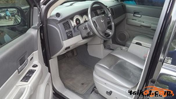 Dodge Durango 2008 - 2