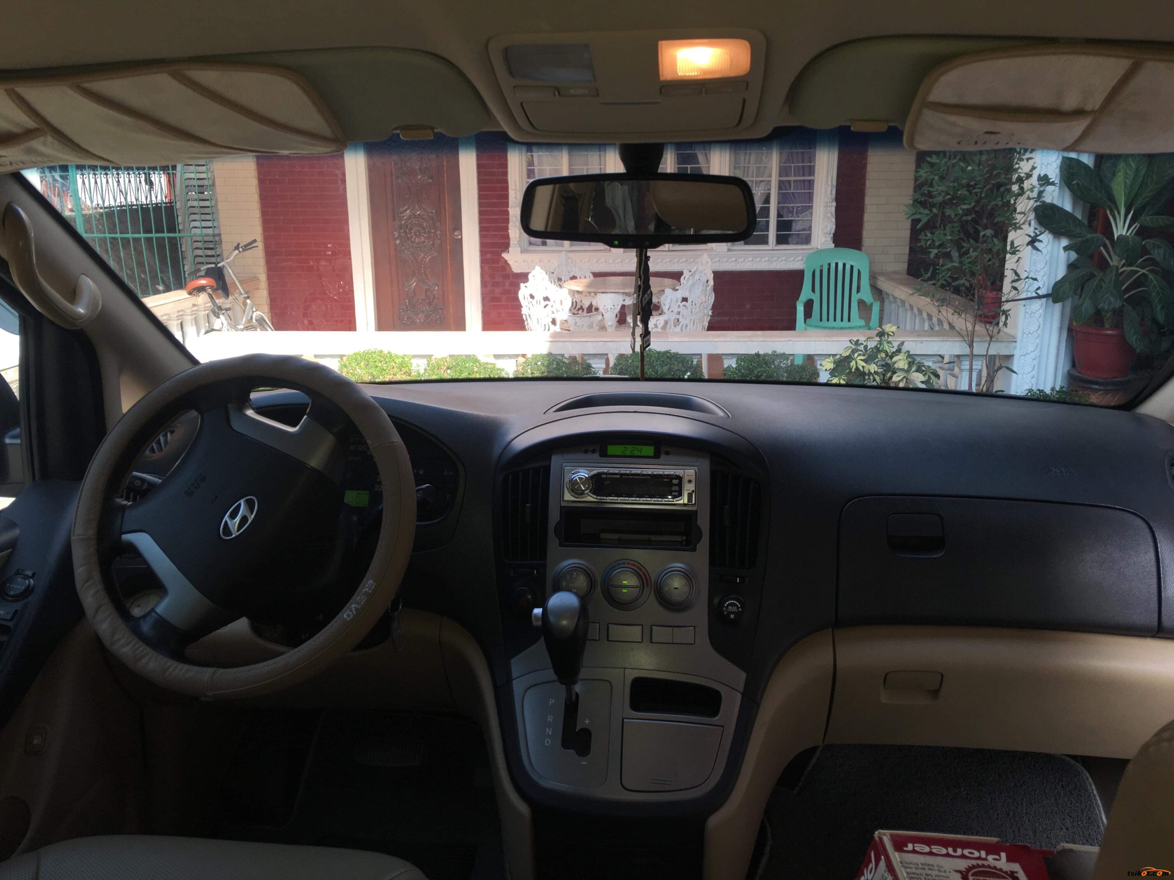 Hyundai G.starex 2012 - 9