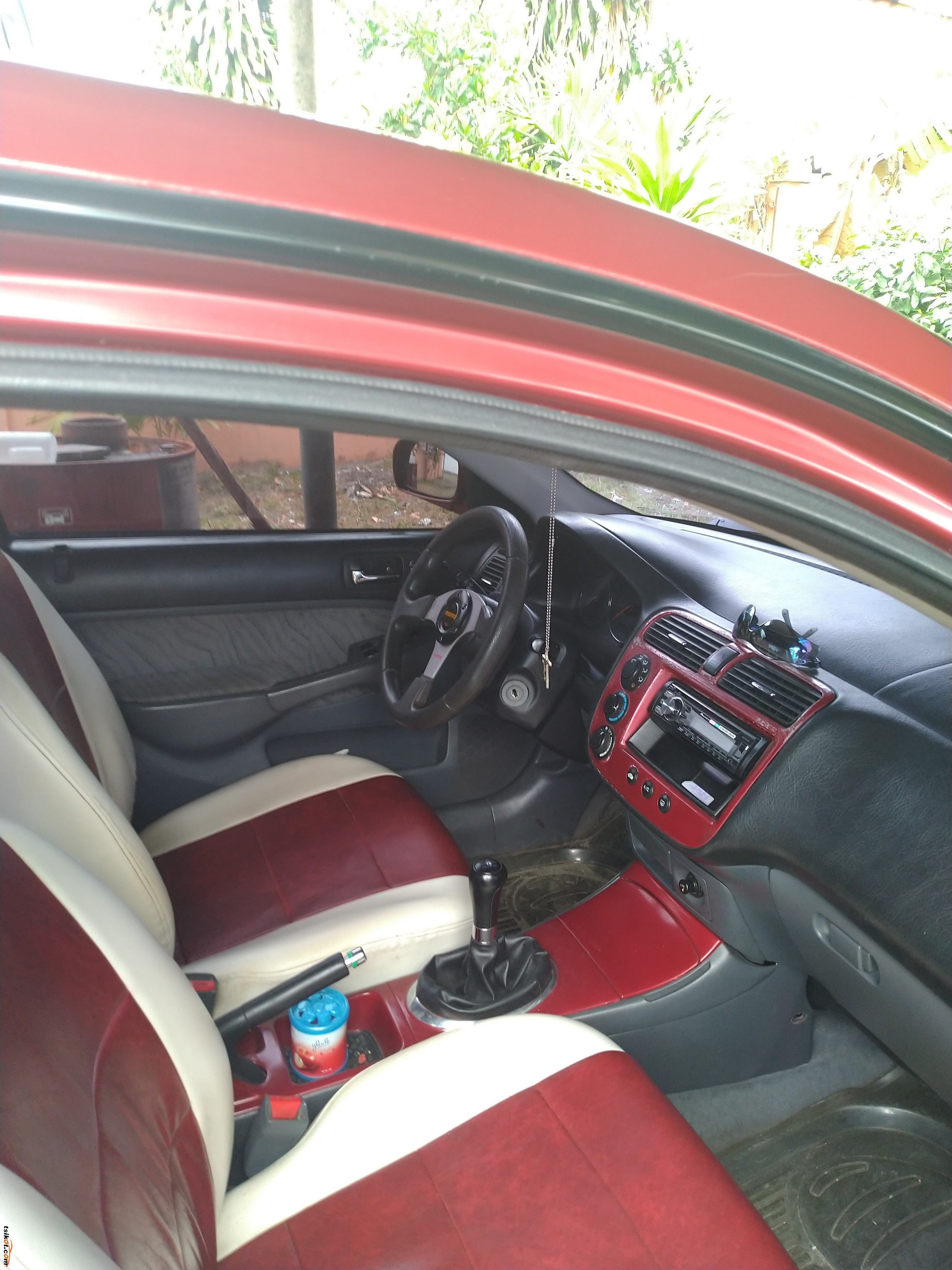 Honda Civic 2005 - 5
