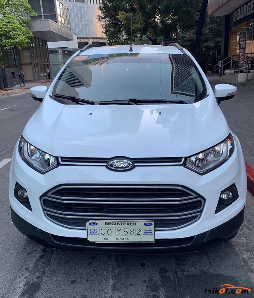 Ford Ecosport 2018 - 1