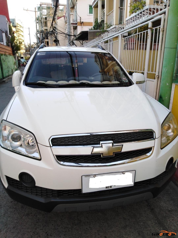 Chevrolet Captiva 2010 - 1