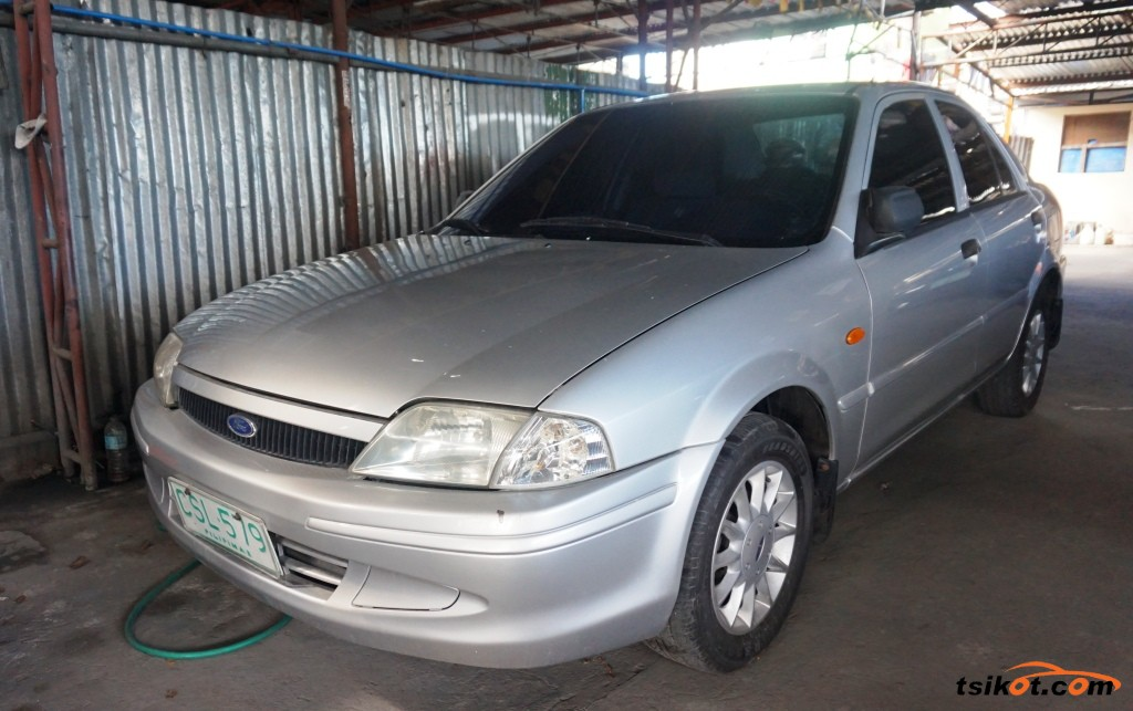 Ford Lynx 2002 - 1