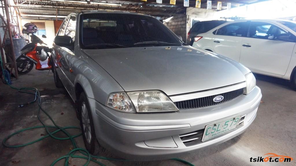 Ford Lynx 2002 - 2