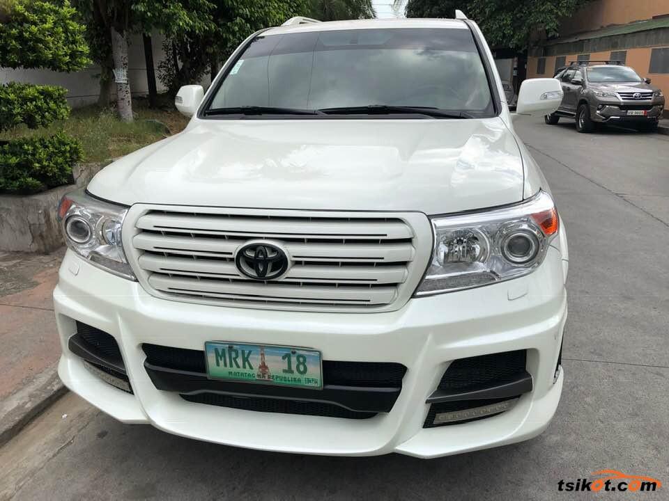 Toyota Land Cruiser 2013 - 3