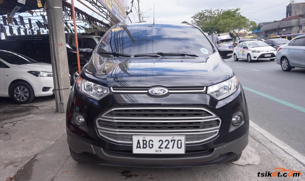 Ford Ecosport 2015 - 1