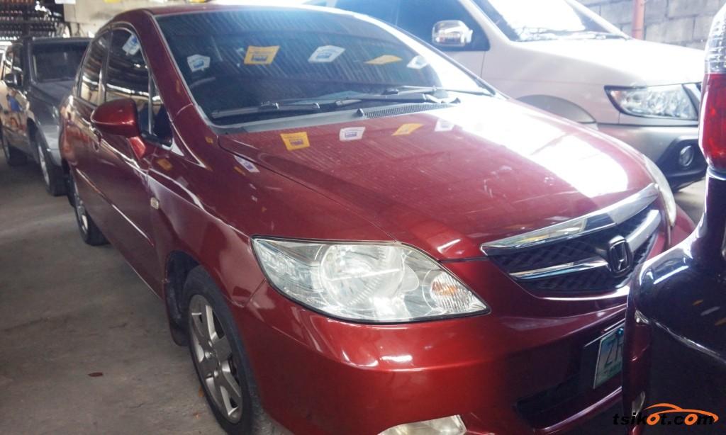 Honda City 2008 - 1