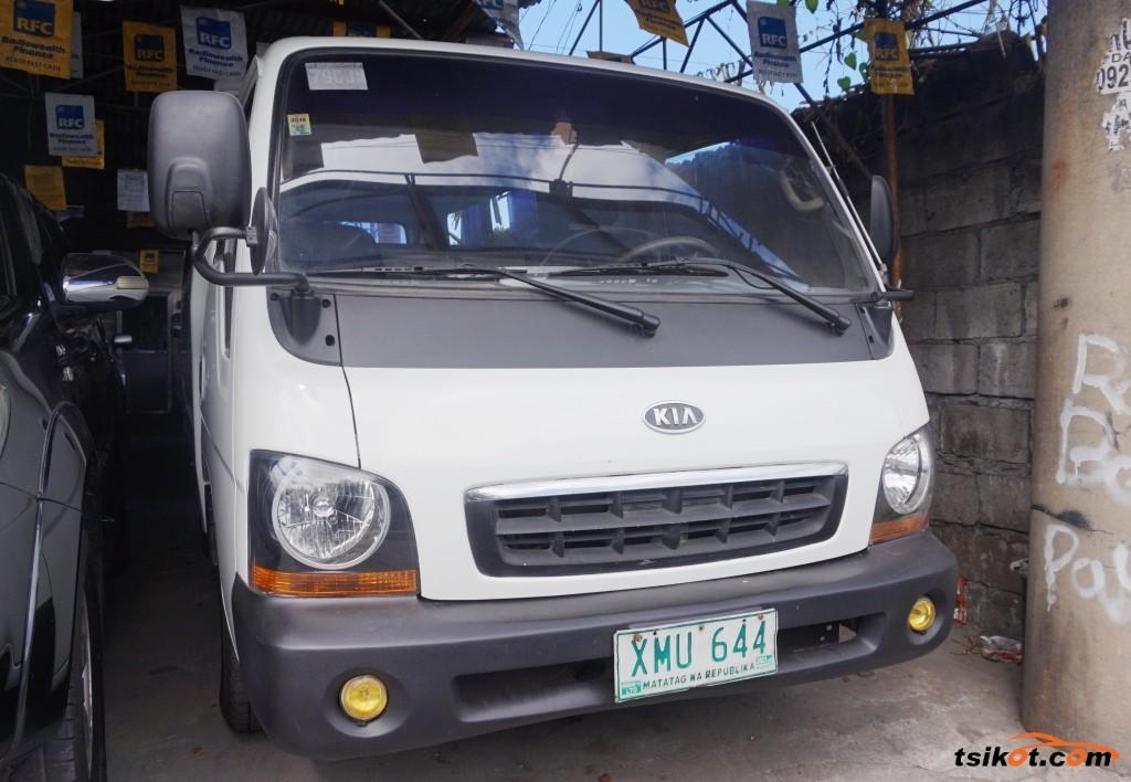 Kia K2700 2005 - 1