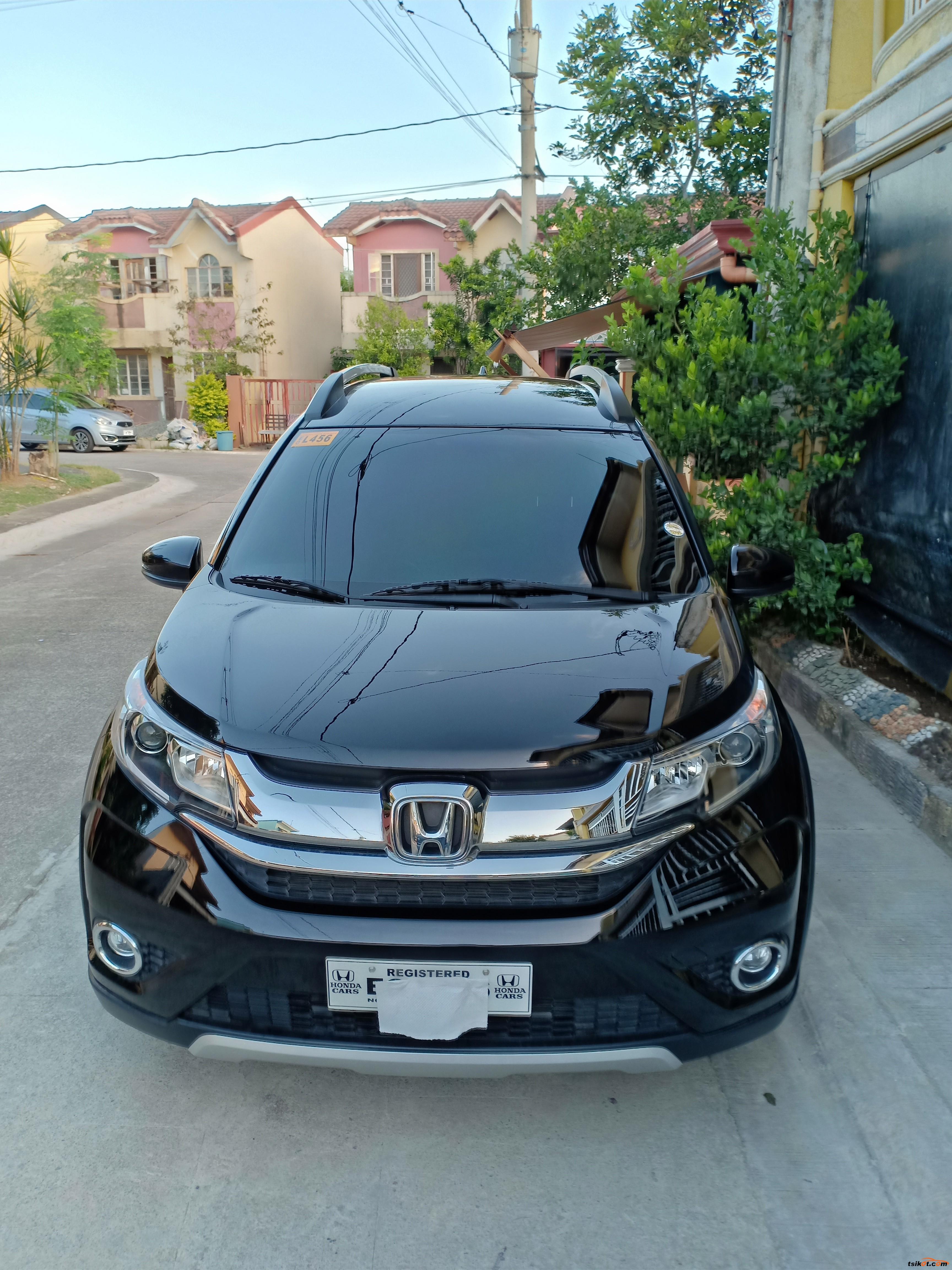 Honda Br-V 2017 - 1