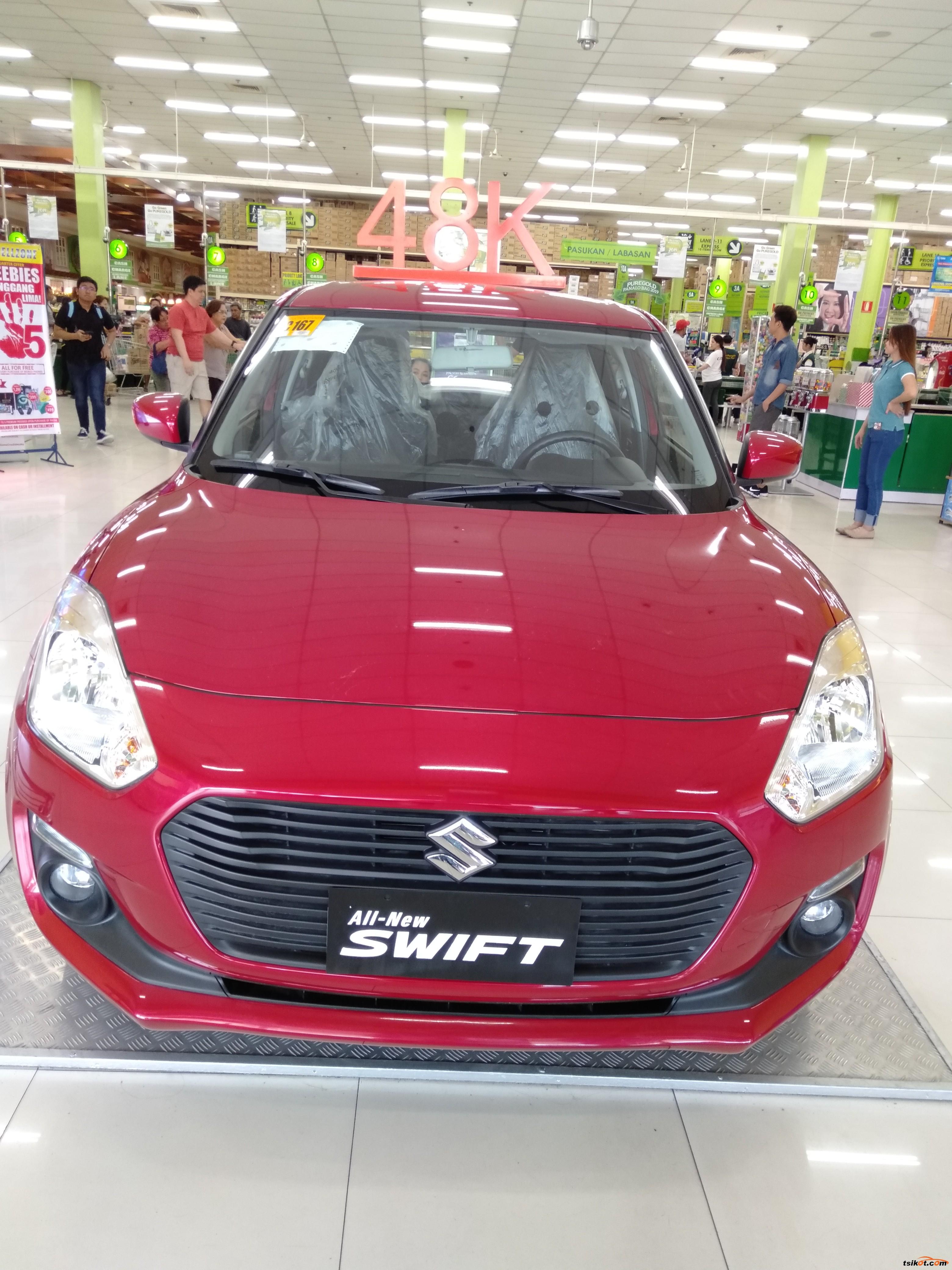 Suzuki Swift 2018 - 1