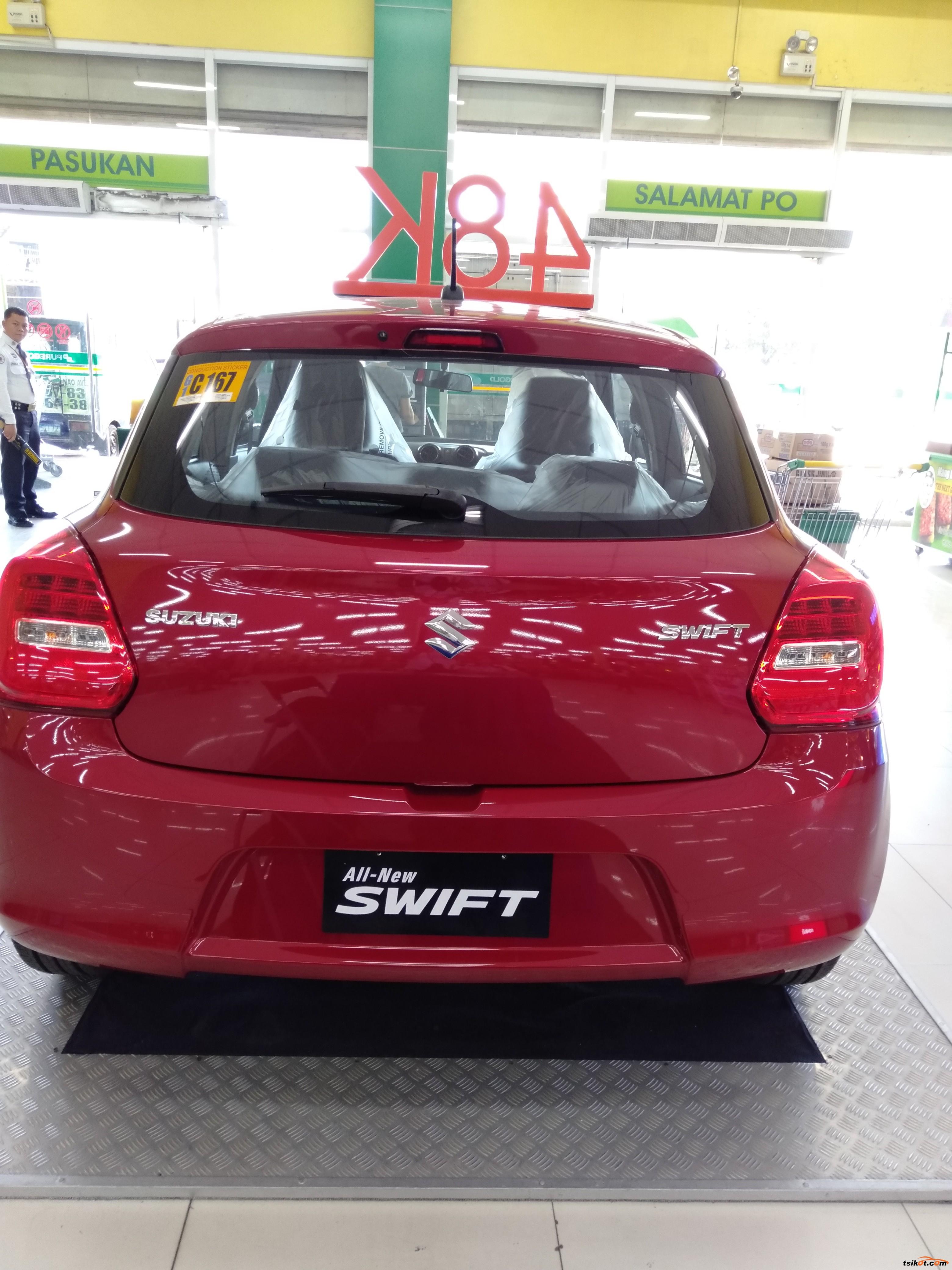 Suzuki Swift 2018 - 2