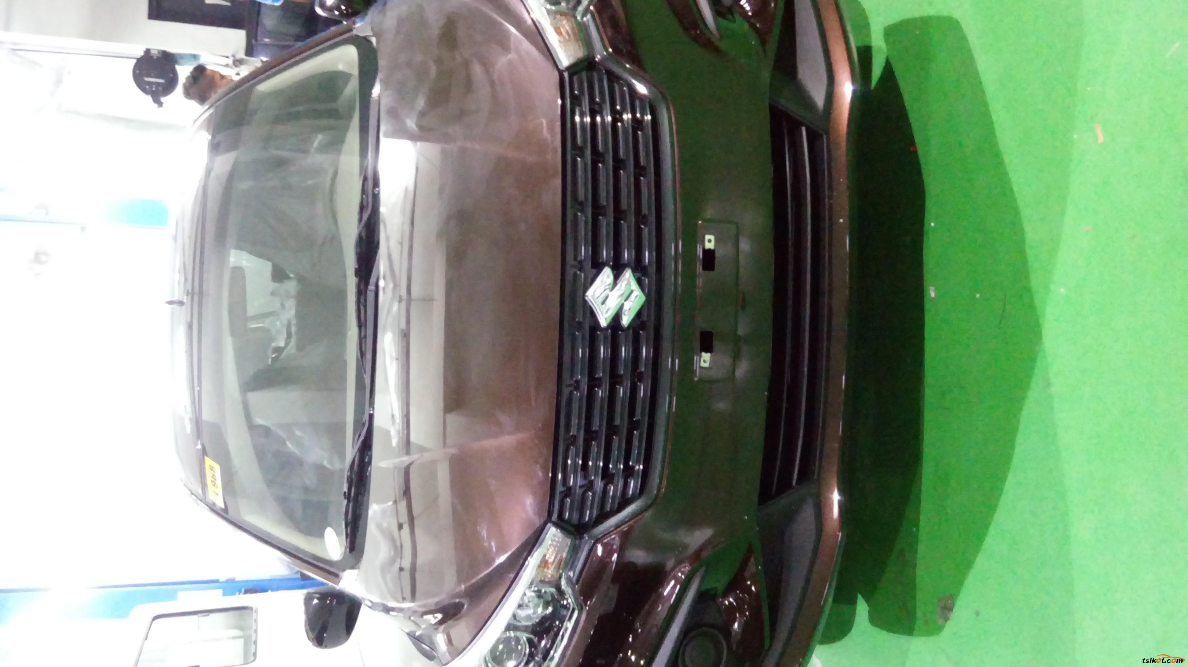 Suzuki Ertiga 2018 - 2