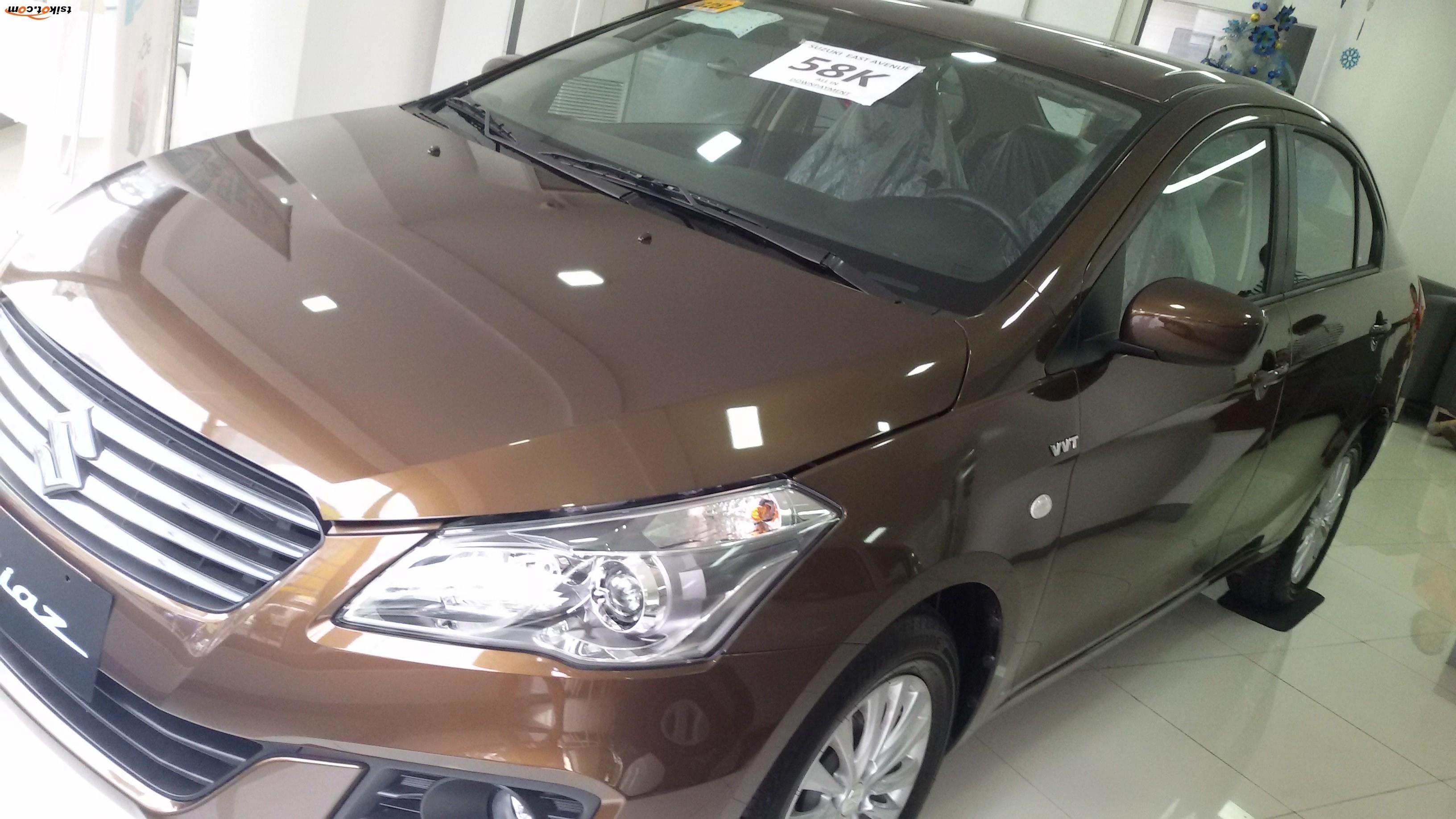 Suzuki Ciaz 2018 - 1