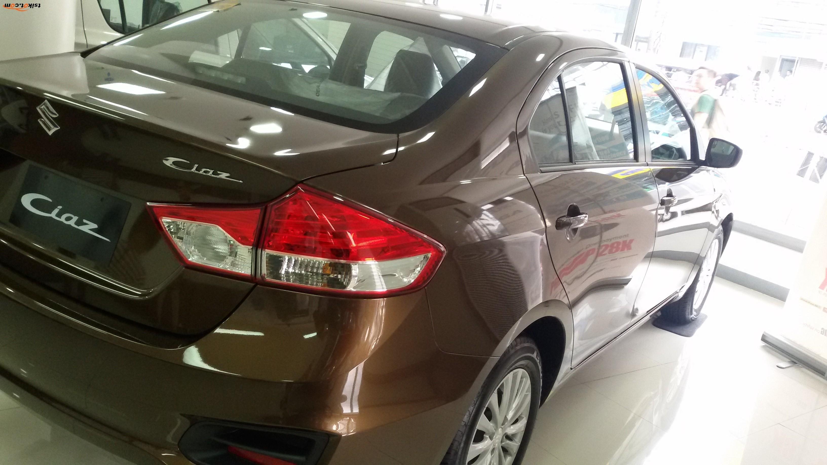 Suzuki Ciaz 2018 - 3