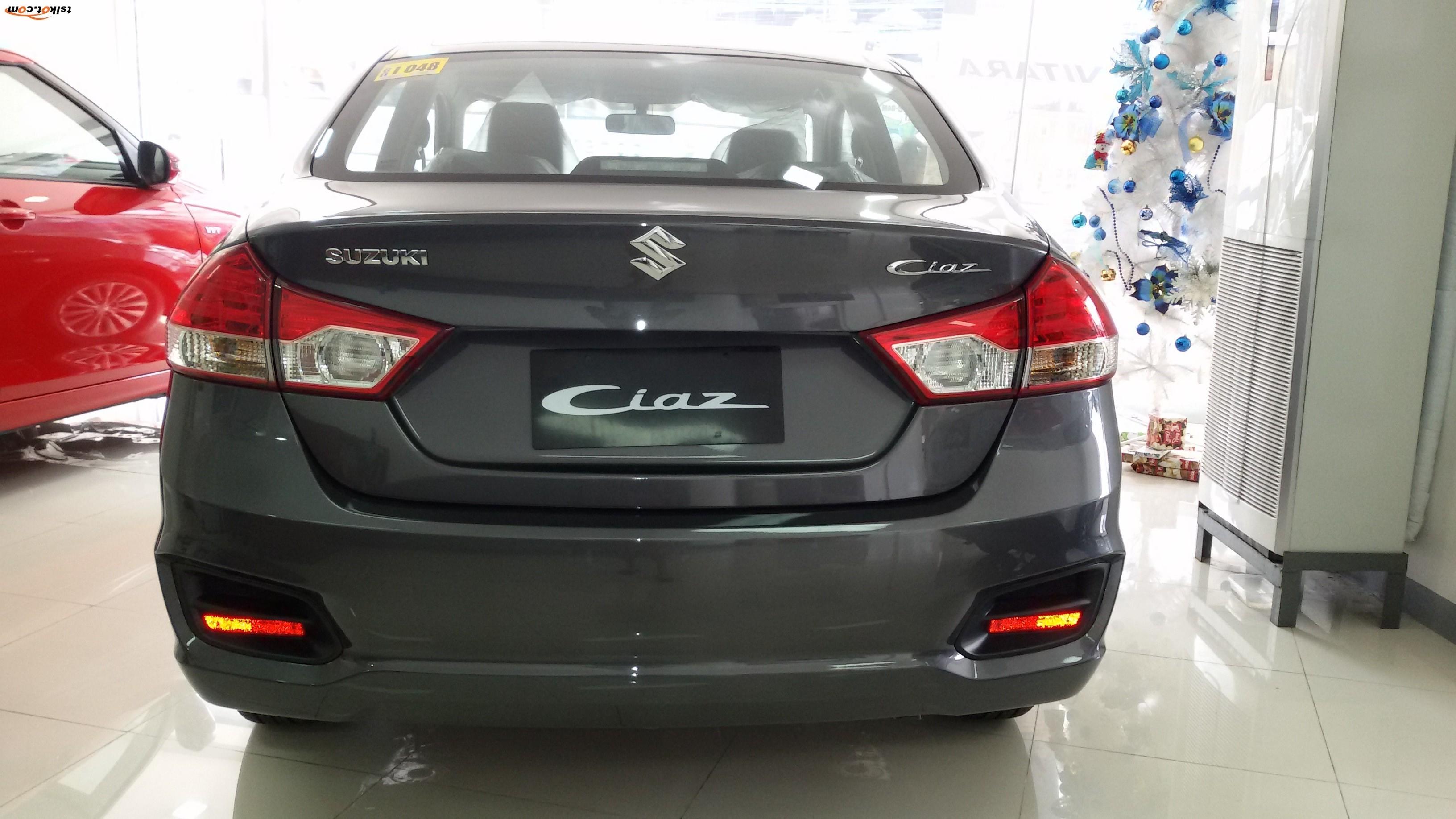 Suzuki Ciaz 2018 - 7